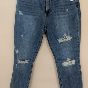 RSQ Jeans - NWT RSQ Jeans New Distressed Mom Jeans 13